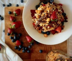 Video: Jamie's goddelijke winter muesli