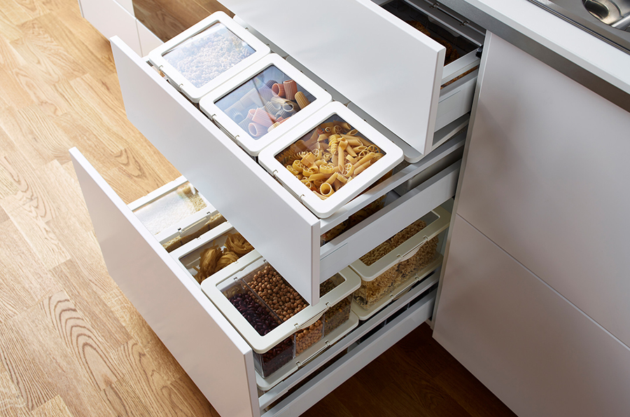 Keuken Diy Opbergen : Ikea keuken opbergers
