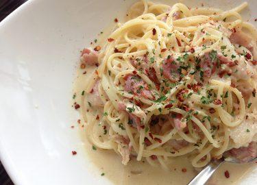 caloriearm pasta gerecht