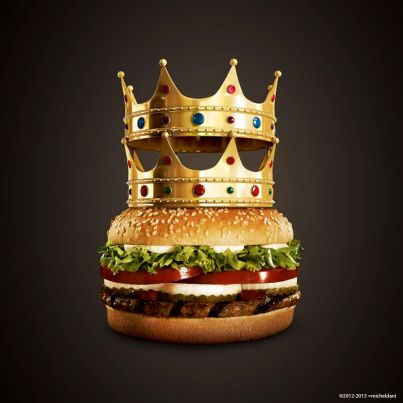 Burger-King-troonafstand