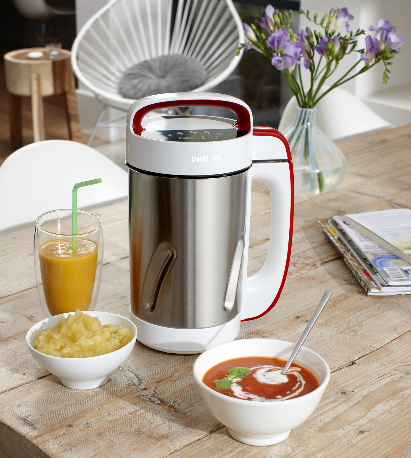Culy Test De Philips Soupmaker