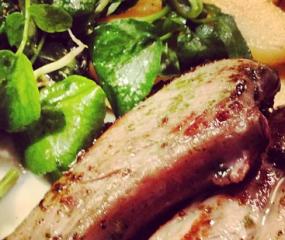 Culy homemade: lamskoteletten met pesto-marinade