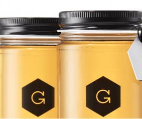 Minimalistische honing