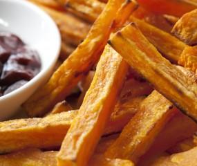 Culy Homemade: zo maak je zoete aardappelfrietjes