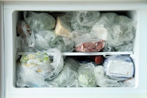 Stock freezer