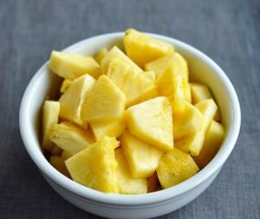How-to: zo snijd je een hele ananas