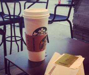 Amerikaanse blogger at (en dronk) een jaar lang alléén maar bij Starbucks