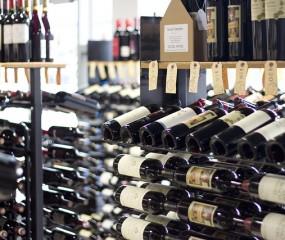 DIY: maak je eigen wijnrek