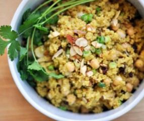 Mexicaanse maaltijdsalade met quinoa