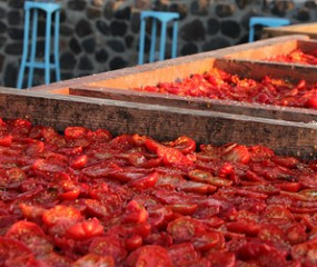 Leuke video: hoe worden semi zongedroogde tomaatjes gemaakt