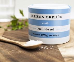 Maison Orphée: zeezout om jaloers op te worden