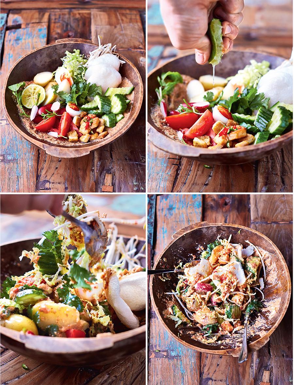 Jamie oliver s comfort food gado gado - Cuisine jamie oliver ...