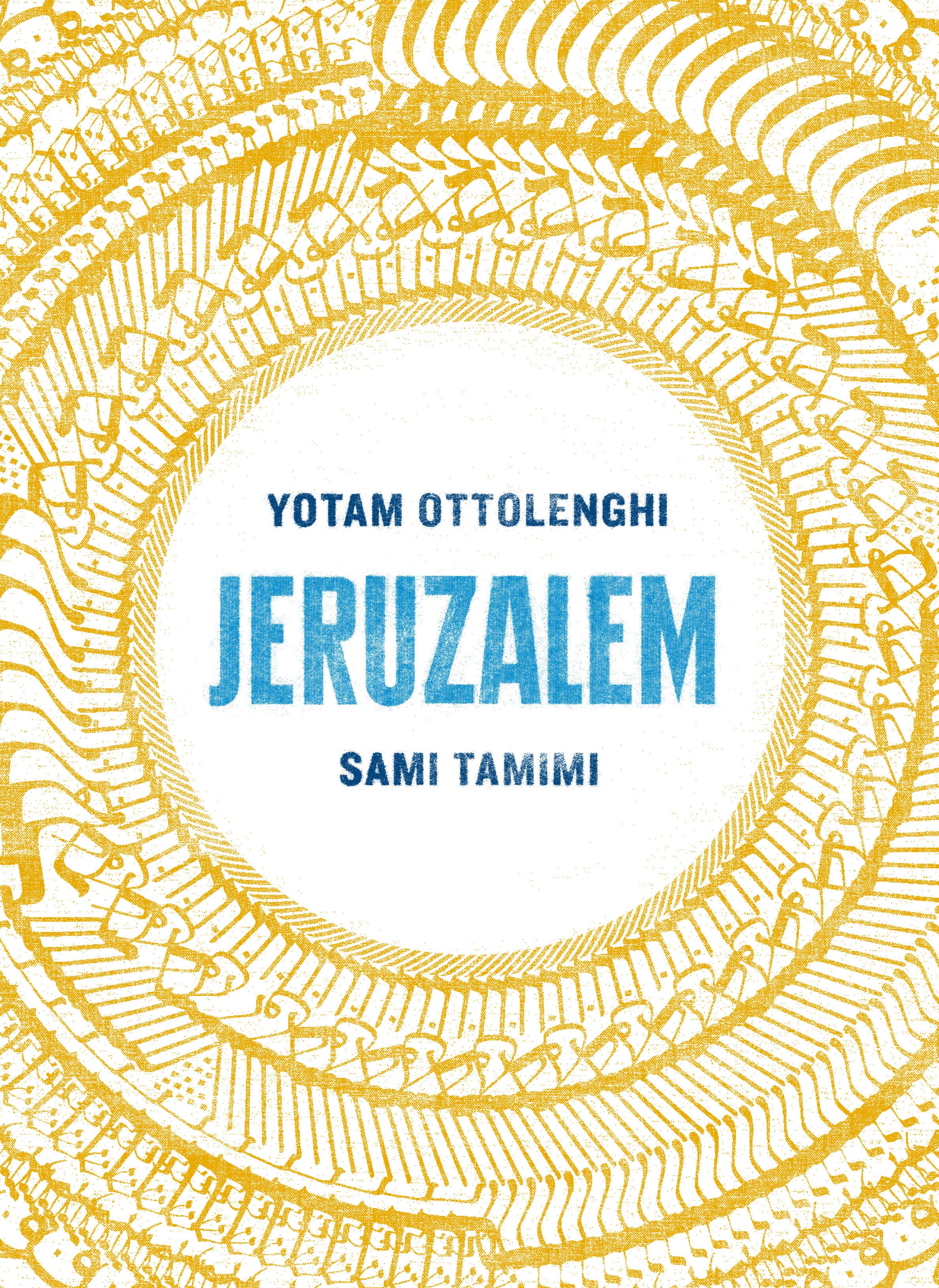 Jeruzalem als voorbeeld van kookboeken van Ottolenghi