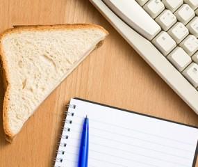 5 x inspiratie voor een happy lunch op kantoor