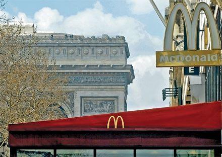 McDonald's Paris Champs-Elysées 2