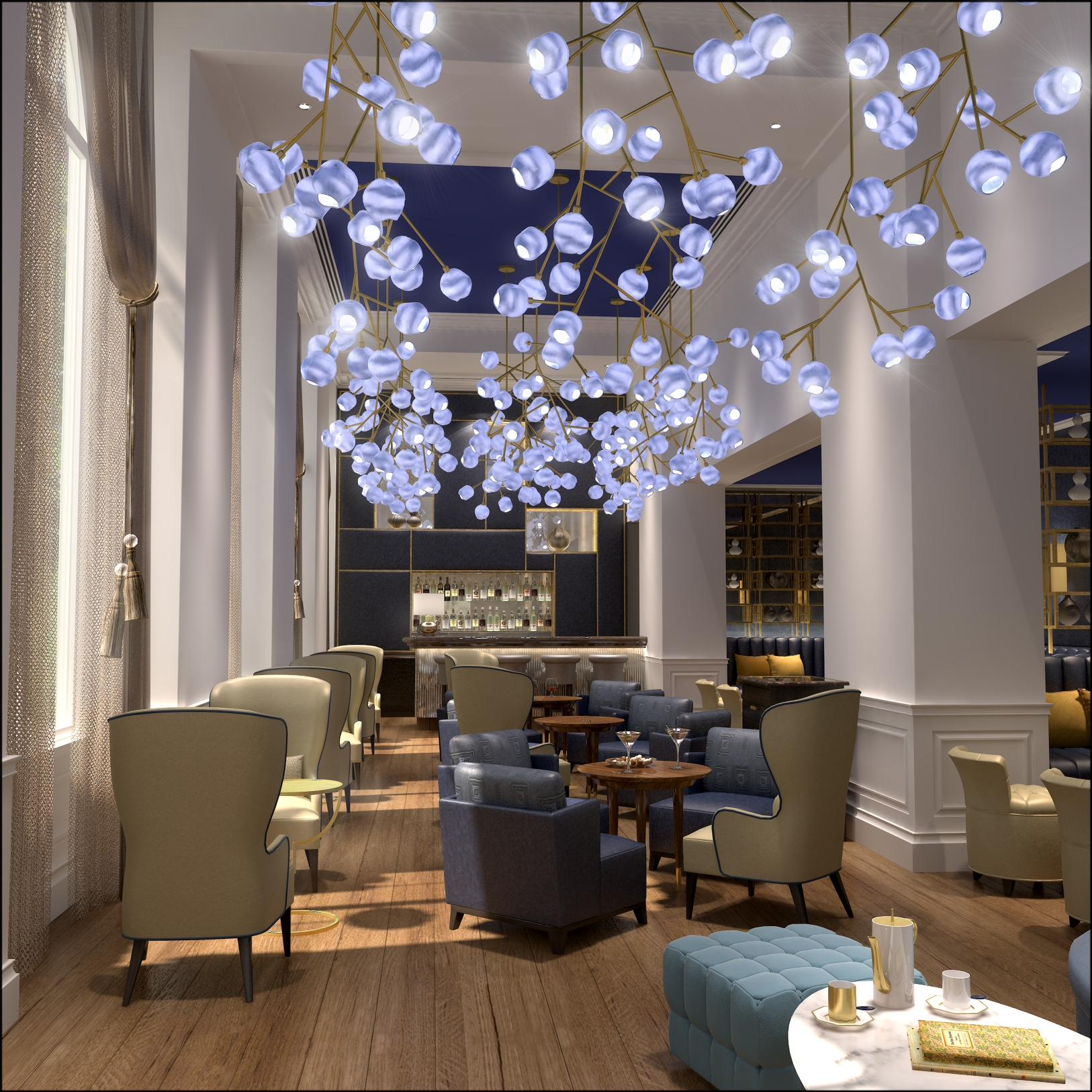 Het amstel hotel krijgt nieuwe bar a bar - Amstel hotel amsterdam ...