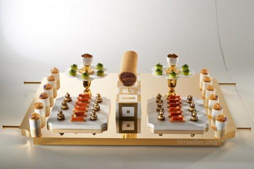 Het winnende gerecht van chef Thibaut Ruggeri