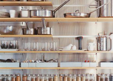 Inspirerende mini keuken vol prachtige planken culy.nl
