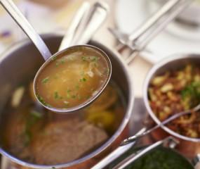 Hot & happening in culi-land: bone broth