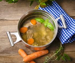 Culy's basics: groentebouillon