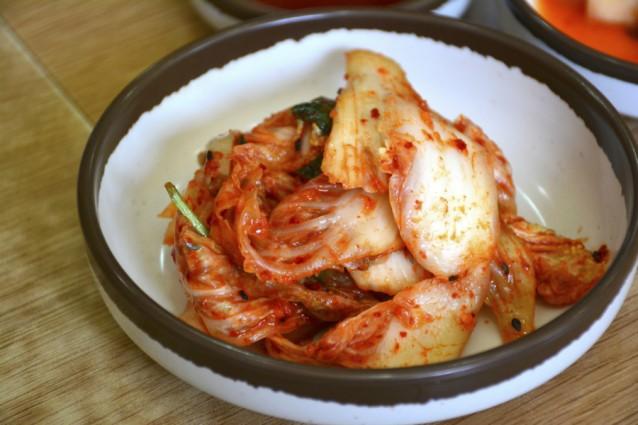 Kimchi stock