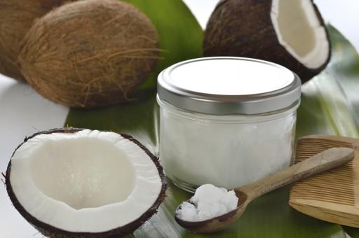 Stock kokosolie