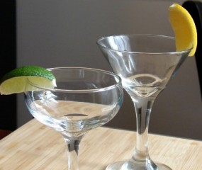 Zo snijd je de perfecte citruspartjes voor je cocktails