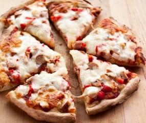 Thuis zelf diepvriespizza's maken