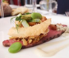 Culy ontdekt... het Oostenrijkse menu bij Serre in het Okura Hotel