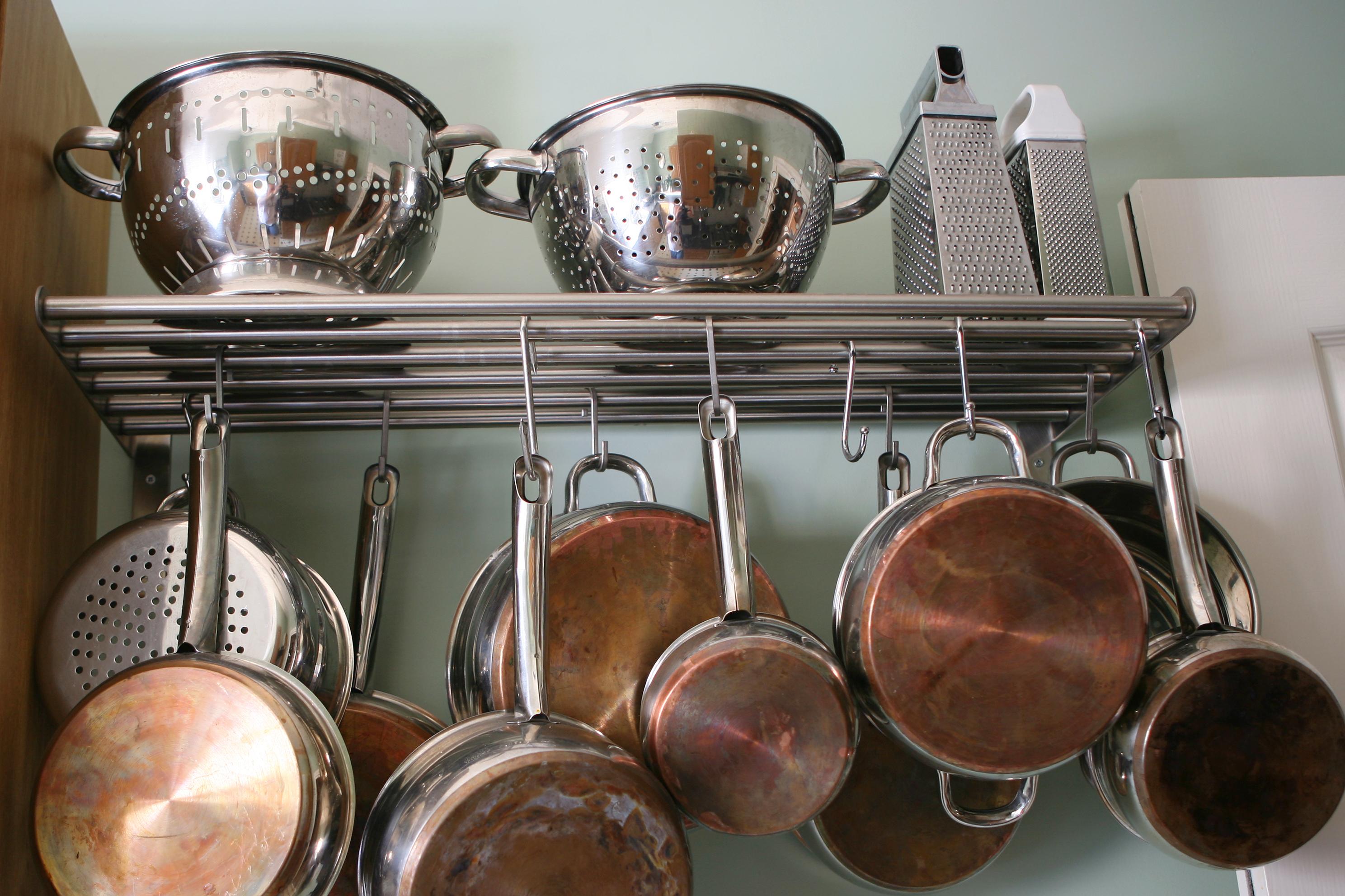 Small Kitchen Wall Racks On Sale