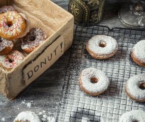 11 verrassende feitjes over... donuts!
