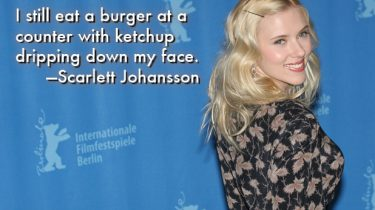 Ongekend 14 x de leukste food quotes van celebrity's - Culy.nl QC-78