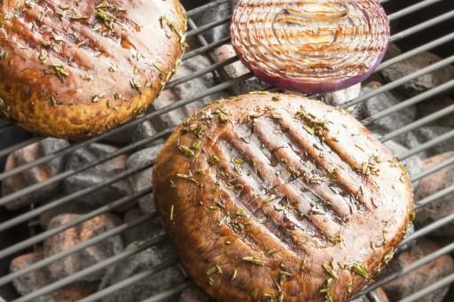 Portobello burger stock