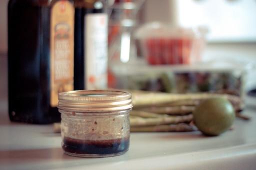 202/365 July 21 - Jam Jar Dressing