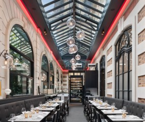 Prachtige Italiaanse hotspot in hartje Parijs: Artcurial