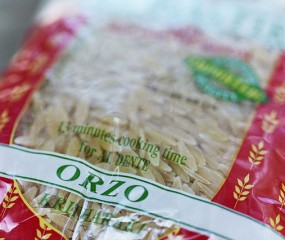 Alles over orzo