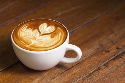 Stock cappuccino