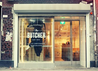 's nachts eten bij The Butcher