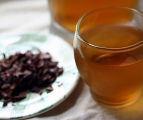 Guilt-free chocolade: drink cacao thee!