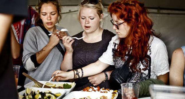 Scandinavische Keuken Recepten : Festivals worden steeds culinairder: Roskilde nu h?t festival voor