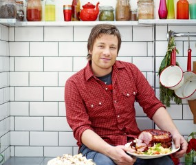 Jamie Oliver opent deze week Jamie's Diner: pop-up restaurant in Londen