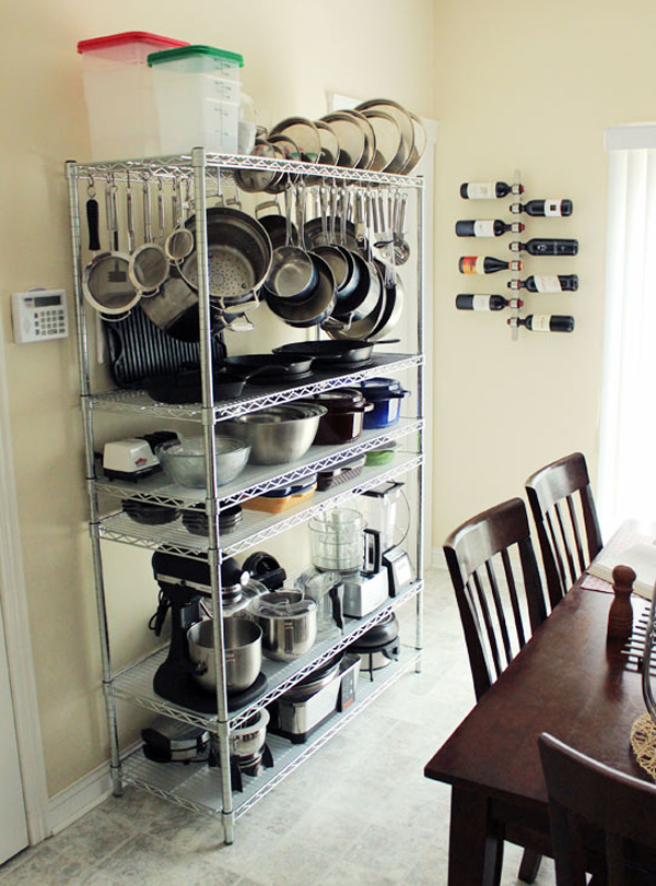 Vuilnisbak Keuken Ikea : Tof idee: ruimte cre?ren in je keuken met een stellingkast – Culy.nl