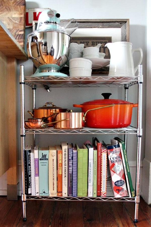 Tof Idee Ruimte Creren In Je Keuken Met Een Stellingkast
