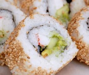 Populaire Amerikaanse sushi-keten lanceert glutenvrij menu