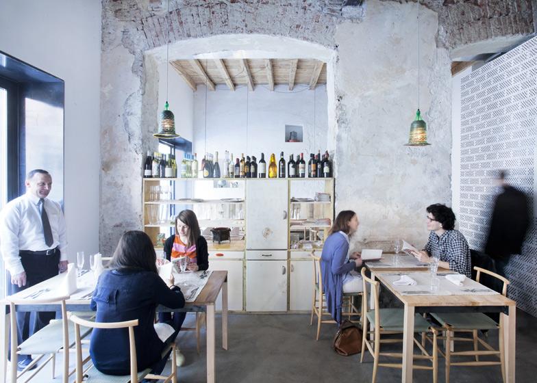 Klein maar h l fijn restaurant in milaan 28posti for Kebabzaak amsterdam