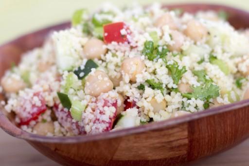 Couscous salade stock
