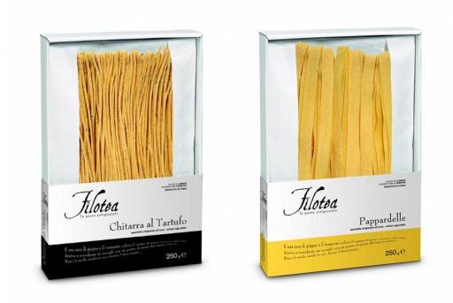 Filotea - eierpasta - pappardelle - authentiek - 250 gram - lekker