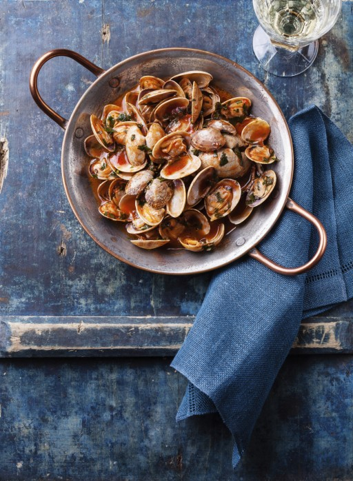 Stock vongole