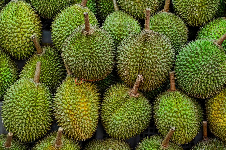 stinkende vrucht