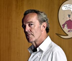 Culinaire strip: een uniek kijkje in het hoofd van topchef Alain Passard